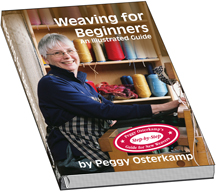 Weaving for Beginners Book Cover