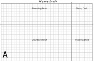 Drafting for Weaving A