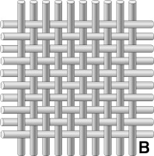 Balanced Weaving B