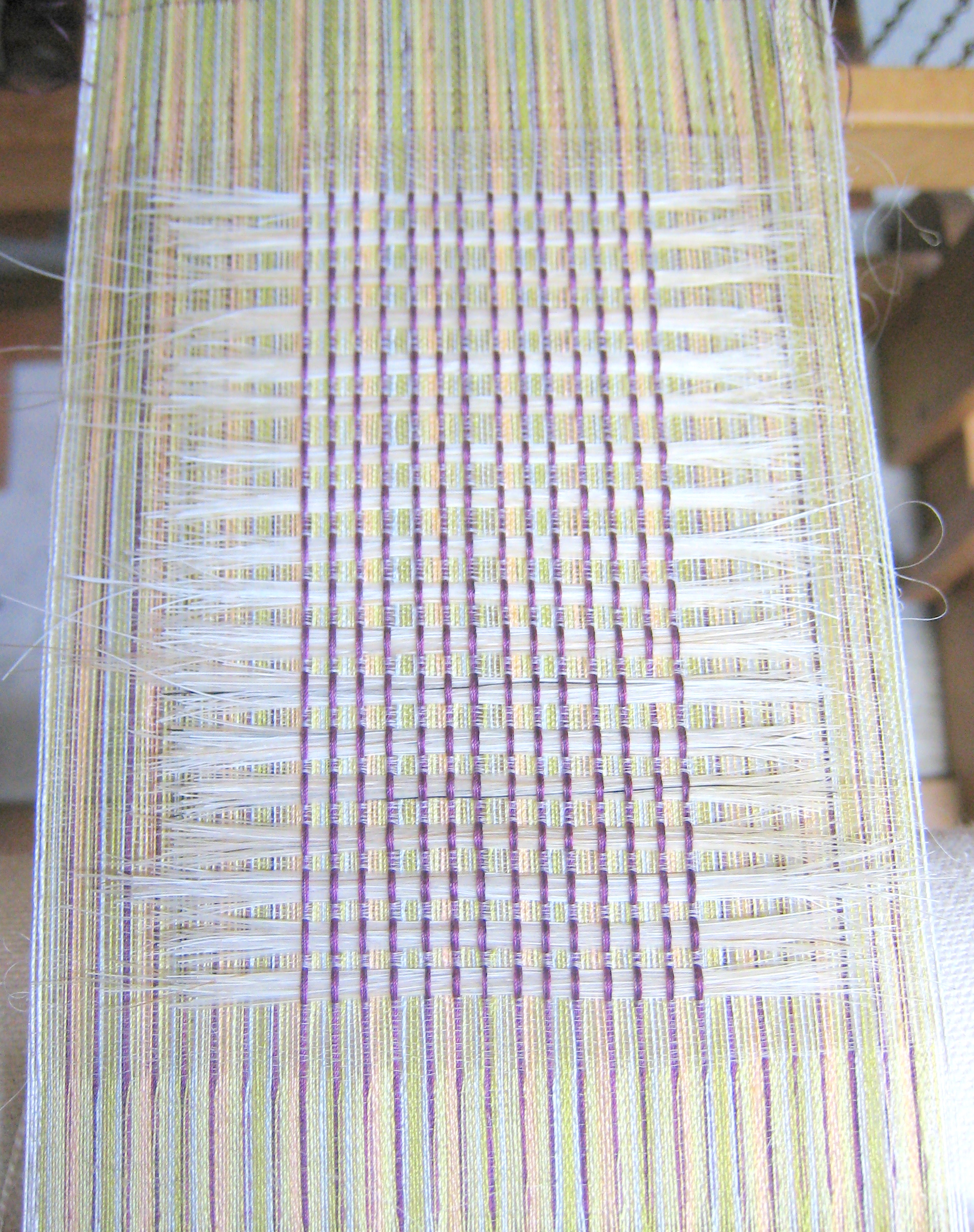 Published December 16, 2011 at 1917 × 2425 in A New Weaving