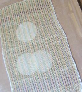 Pockets in Weaving, A