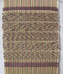 Weaving with Marl Yarns A