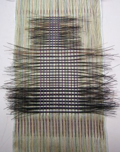 Black Horsehair Weaving