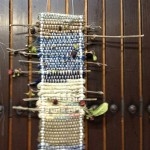 ...Weaving with twigs