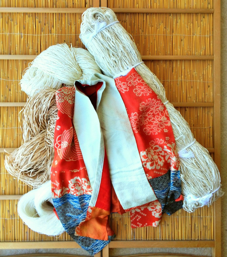 Japan Yarn and Kimono
