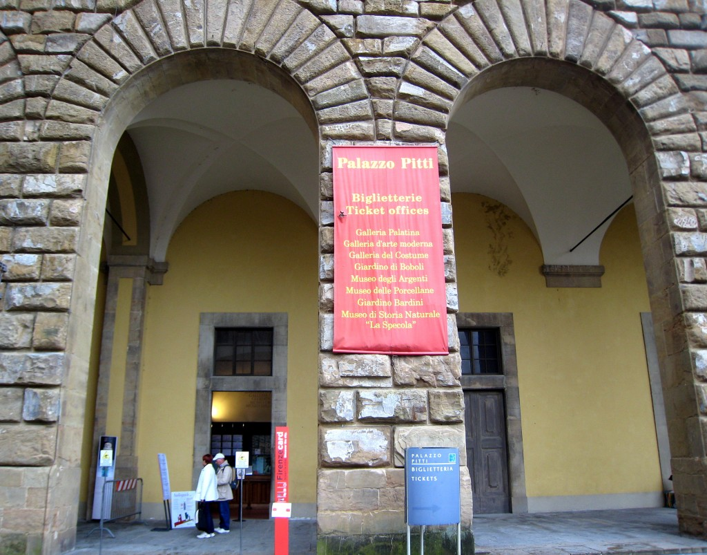 Pitti Palace 1