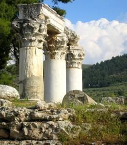 Corinthian Columns 1