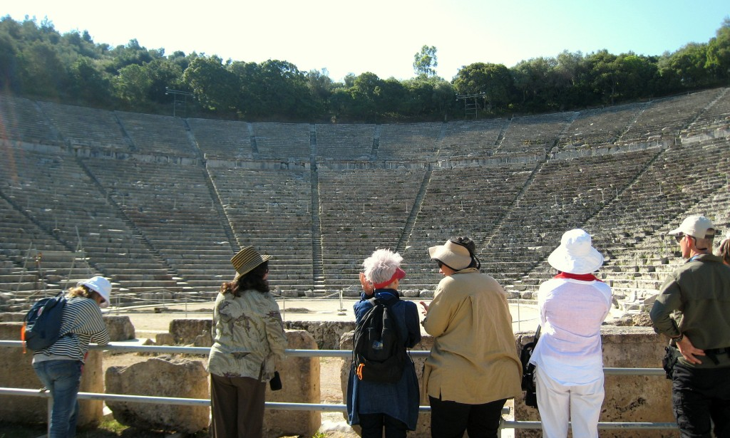 Greek  Theater 1