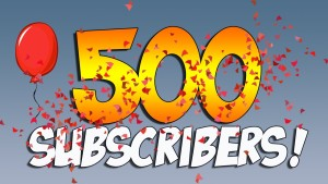 500 Subs