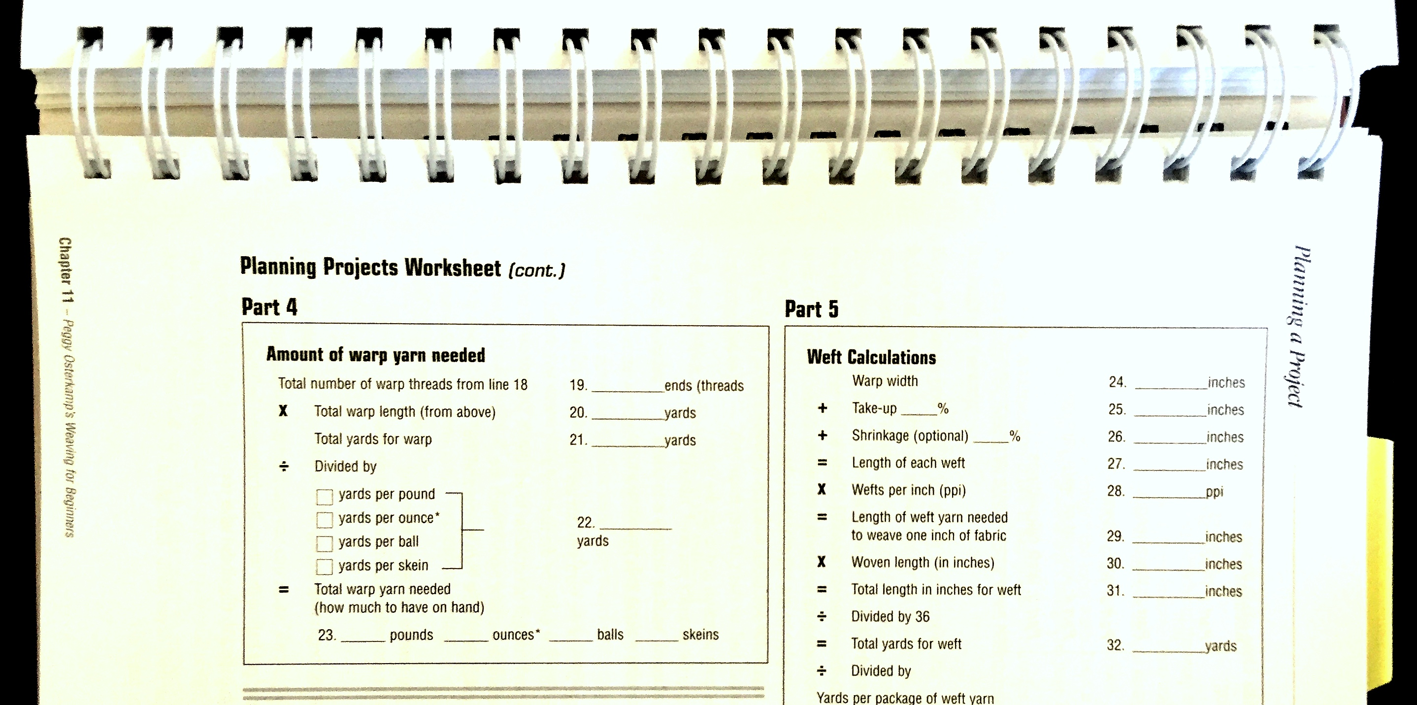 Worksheets Dying To Be Thin Worksheet peggy osterkamps worksheet weaving blogpeggy my worksheet